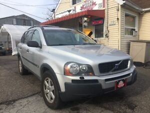 2005 Volvo XC90   All Wheel Drive     7 Passenger