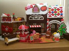 Hello Kitty - Candy House