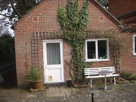 SELF CONTAINED 1 BED GROUND FLOOR ANNEX, OFF STREET PARKING, NR4, NON SMOKER