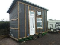 Shepherds Hut - Office space - Mini House On Wheels! Ongoing Project (REDUCED!)
