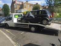 Hertfordshire Car / Van / Bike Towing And Recovery Services Jump Start Service 24Hrs