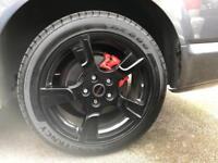 """18"""" gloss black t5 sportline alloy wheels"""