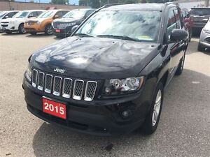 2015 Jeep Compass North London Ontario image 2