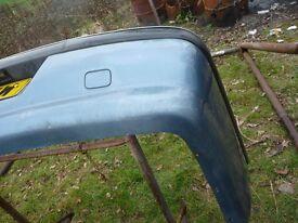peugeot 406 mk2 rear bumper