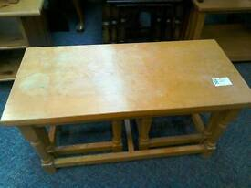 Wooden Tables #28510 £30