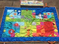 Touch Mat Supersize Padded Playmat