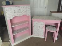 Girls bedroom set