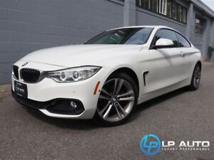 2014 BMW 428i xDrive Coupe! Loaded! Easy Approvals!