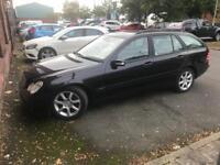 Mercedes C220 cdi spare or repair