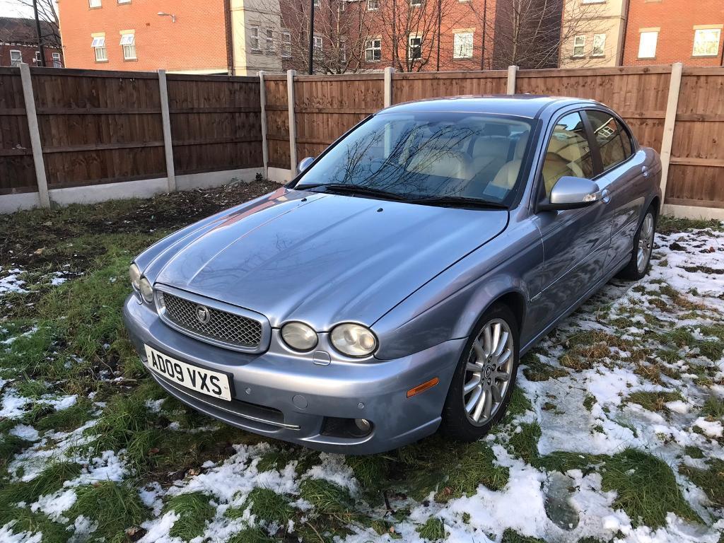 Jaguar X-Type 2009, Full MOT no Advisory, Full Main Dealer ...