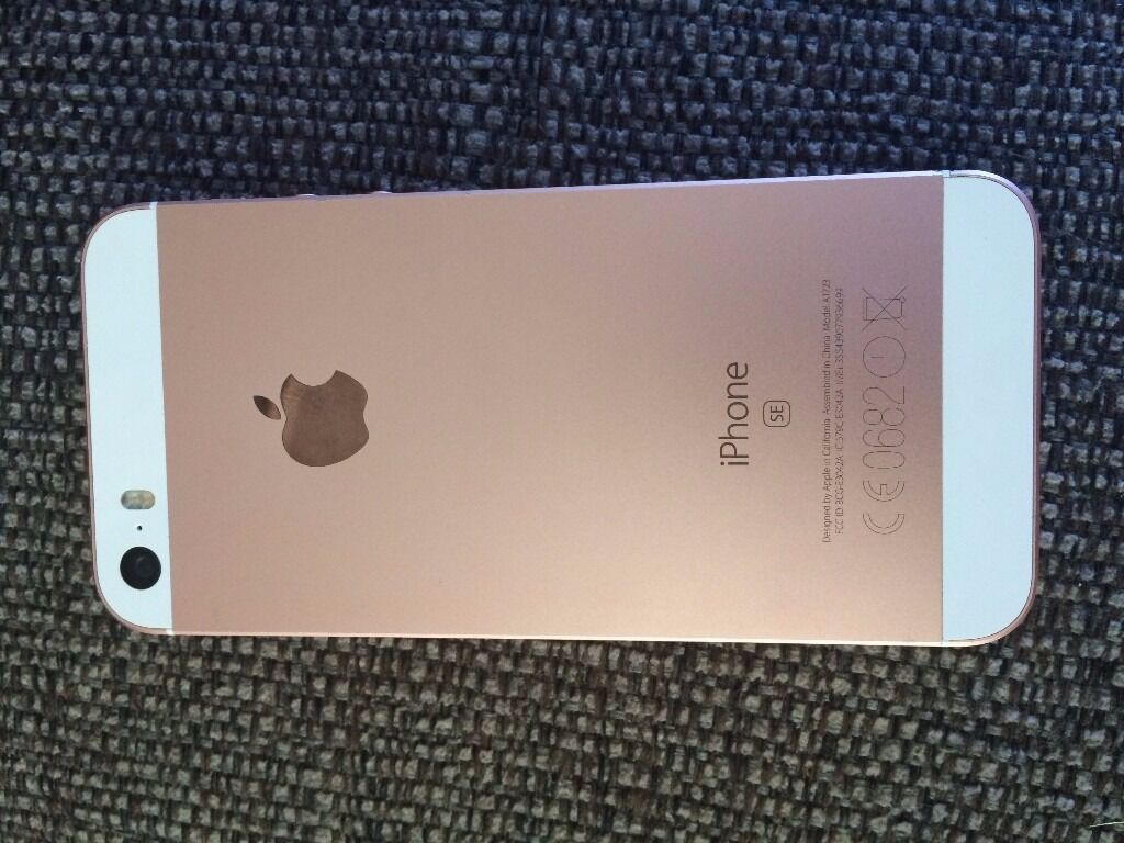 IPhone SEfor spare or repairin Chester Le Street, County DurhamGumtree - Iphone SE Perfect condition on the outside. Brand new Water Damaged after 1 month Water damaged beyond repair. For Spares or Repairs Collection only Chester Le Street