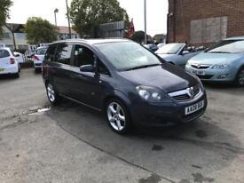 Vauxhall Zafira 1.8i SRi 5dr.