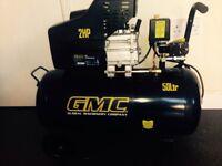 Gmc 50l air compressor