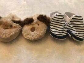 Newborn shoes & slippers baby boy