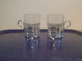 Hot toddy glasses