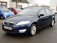 2007 Ford mondeo 1.8 petrol zetec with only 74000 miles, motd feb 2018 all cards welcome