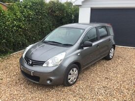 2012 , Nissan , note , diesel , 1500cc DCI , manual , 48k , 1 owner , £20 a year tax , years mot