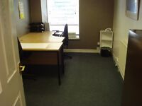 RENT REDUCED Shared Office to rent near city centre