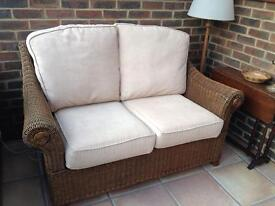 Attractive 2 seater Rattan couch *REDUCED*