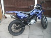 58 Reg Peugeot xps ct-125 full mot great runner