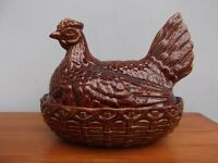 CERAMIC CHICKEN EGG HOLDER FOR SALE