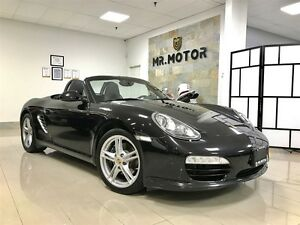 2010 Porsche Boxster ACCIDNET FREE!|CONVERTIBLE|CERTIFIED