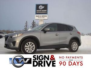 2014 Mazda CX-5 GX AWD *SPRING CLEARANCE*Only $68 Weekly*