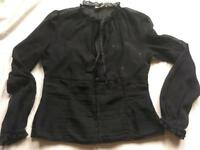 George ladies tops blouse size 14 used one time £3