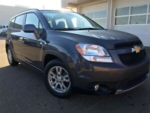 2012 Chevrolet Orlando 1LT ( Heated Seats, Remote Start, Tinted