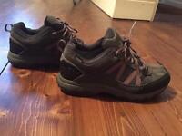 Size 7 Brasher Goretex walking shoes.