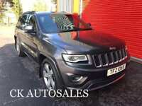 2014 JEEP GRAND CHEROKEE OVERLAND 3.0 CRD