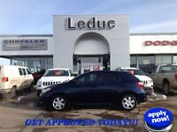 2009 TOYOTA MATRIX - LOW KM IMPORT and YOU ARE APPROVED!