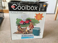 Electric Cool Box 21 Litres