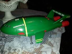 1992 Thunderbirds Toy by Matchbox, Good working order with sound £15