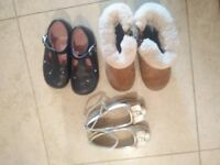 Girls Shoes (size 6)