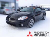 2008 Mitsubishi ECLIPSE SPYDER GT-P! CONVERTIBLE! ONLY 39K! HEAT