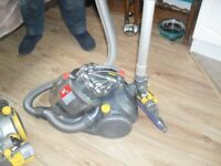 2 lots of dyson DC08 cylinder fully tooled with warranty