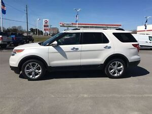 2015 Ford Explorer Limited - AWD, NAV, Heated/Cooled Leather Kingston Kingston Area image 4