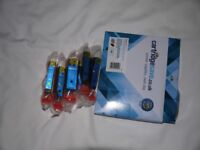 Printer Cartridges (compatible) Canon Pixma iP4600. All new and unused and still in sealed wrappers