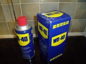 A WD40 RADIO