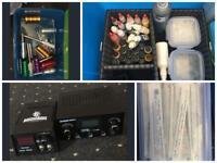 DY5 AREA Tattoo gun & accessories inc. brand new items