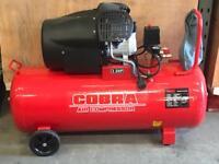 Brand new 100 litre Air Compressor