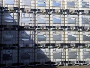Best 1000 Litre Tanks/IBC - Clean & Leak Tested - Food Grade Quakers Hill Blacktown Area Preview