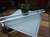 Triton roof rack/ bars