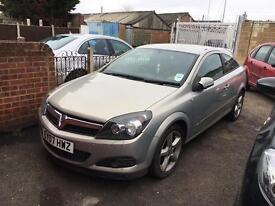 2007 VAUXHALL ASTRA AUTOMATIC 1.8cc HPI CLEAR