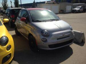 2015 Fiat 500 Pop | 1.4L I4 Engine | 6 Speed Automatic | Remote