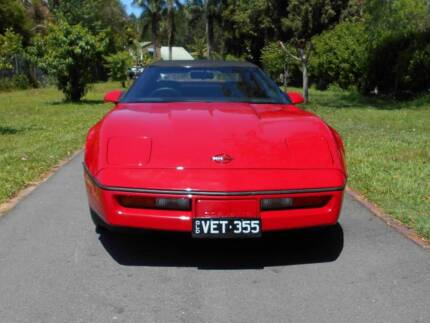 1987 CORVETTE CONVERTIBLE Glass House Mountains Caloundra Area Preview