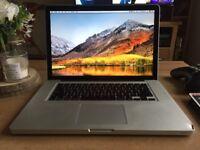 MacBook Pro 2012 Model (500GB HD, 8GB RAM) 15-inch Display