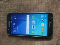 Samsung Galaxy J5 smart phone black colour EE mobile network