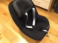 Maxi cosi Pearl car seat in excellent condition